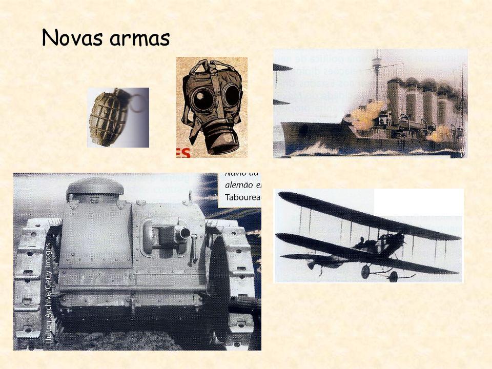 Novas armas