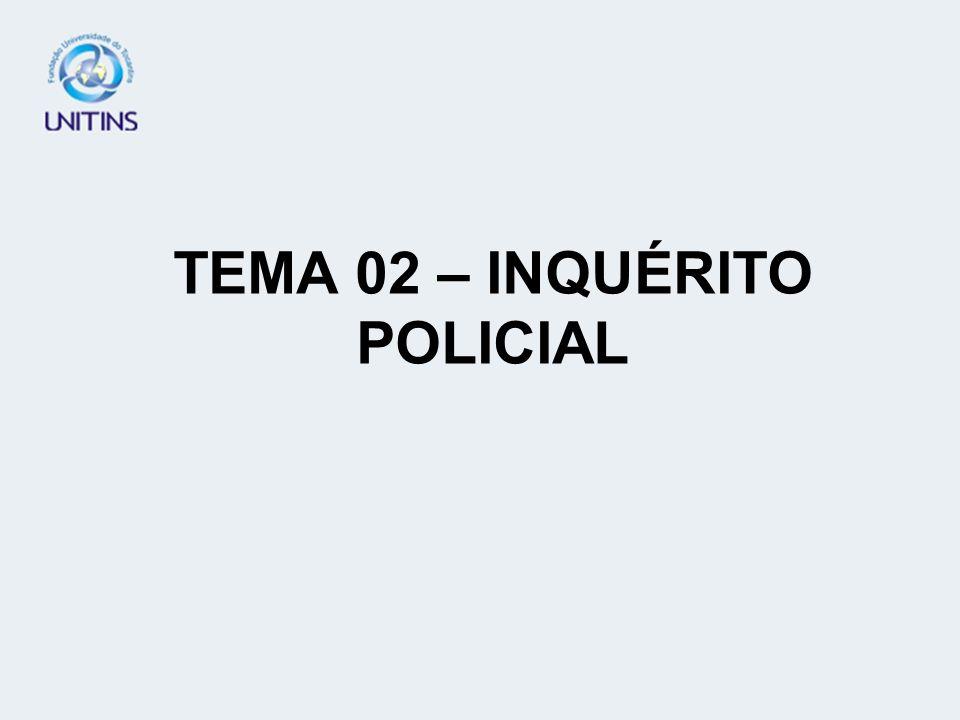 POLÍCIA, O QUE É.CONCEITO, NATUREZA E FINALIDADE DO IP MAS O QUE COMPÕE UM IP.