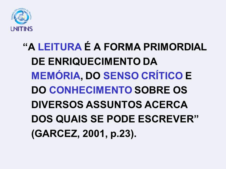 TEMA 9 METODOLOGIAS DE LEITURA E COMPREENSÃO DE TEXTOS PÁGINA 75