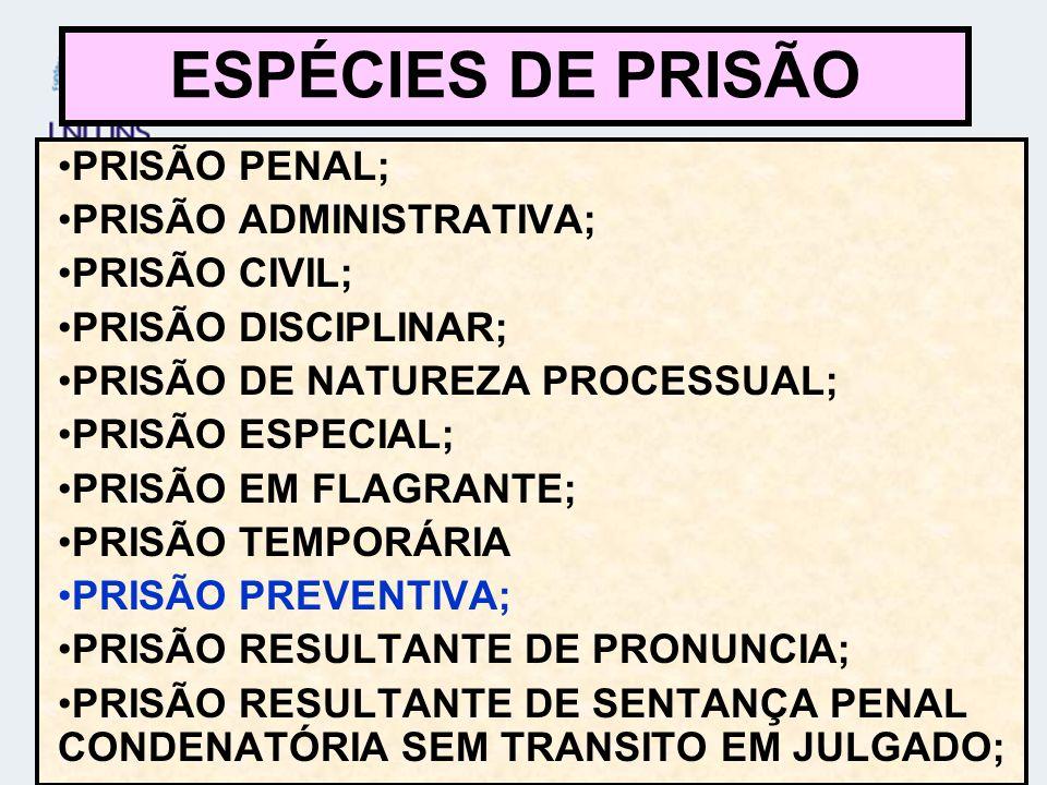 MOMENTO PARA CONCESSÃO DA FIANÇA- ART.