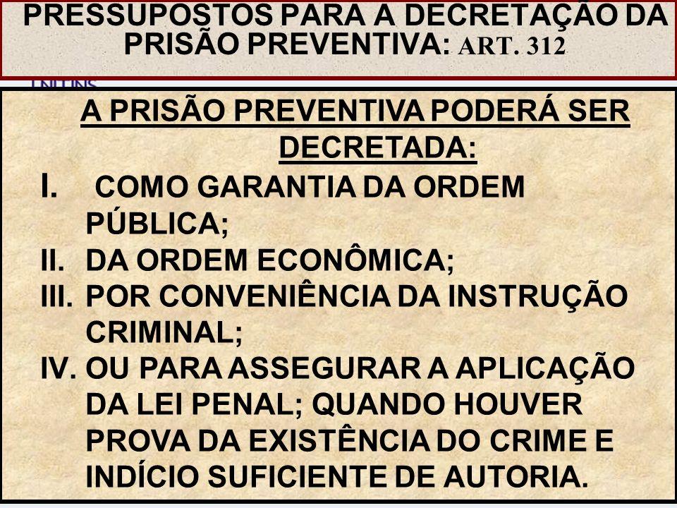 –NOS PROCESSOS DE CONTRAVENÇÕES: APLICAÇÃO RESTRITA DA PALAVRA CRIME; –NOS PROCESSOS EM QUE O RÉU SE LIVRA SOLTO, INDEPENDENTE DE FIANÇA; –NOS PROCESSOS POR CRIMES CULPOSOS (A CONTRARIO SENSU DO ART.
