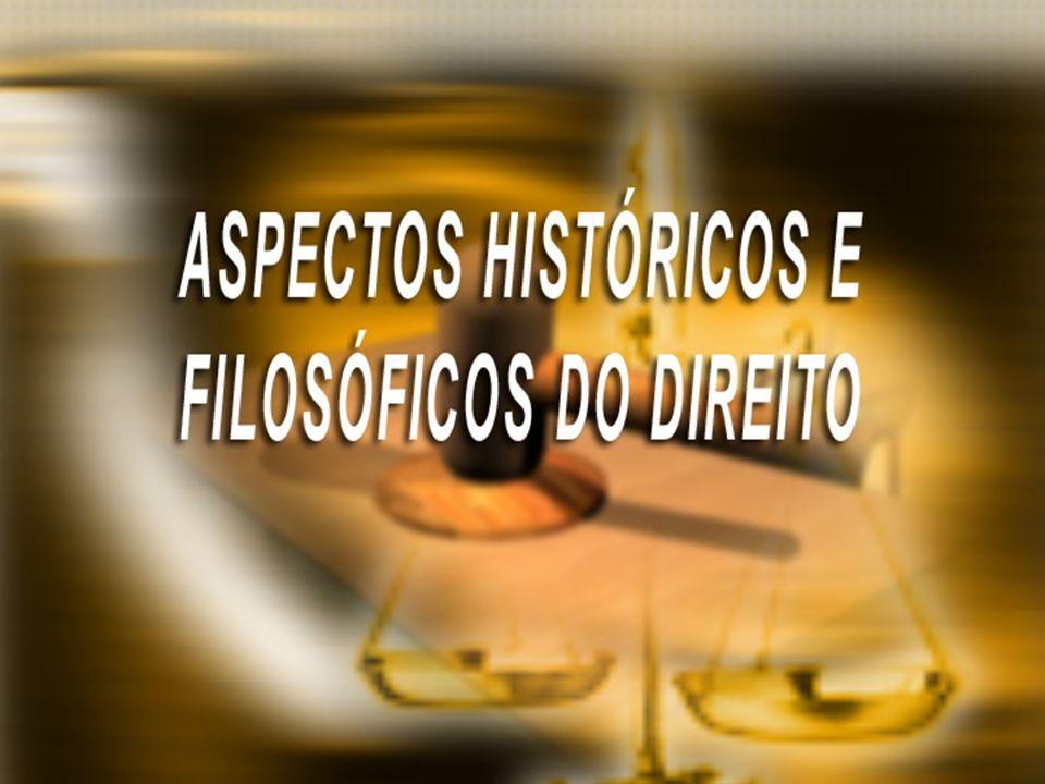ASPECTOS HISTÓRICOS E FILOSÓFICOS DO DIREITO Tema 13: A PROBLEMÁTICA FILOSÓFICA E HISTÓRICA NA IDADE CONTEMPORÂNEA Professores: Ana Patrícia Rodrigues Pimentel Jair José Maldaner Web-tutor: Caio Monteiro Melo