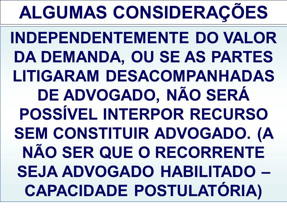 JUÍZO DE ADMISSIBILIDADE P.