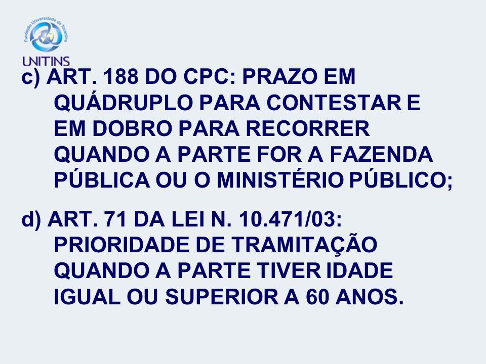 9.P. DO CONTRADITÓRIO.