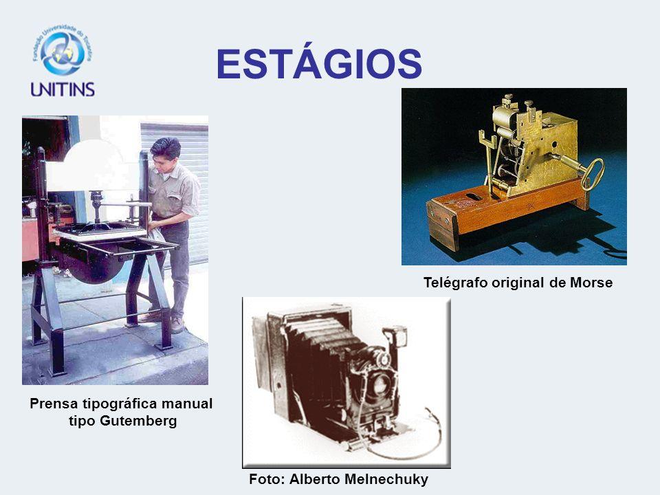 ESTÁGIOS