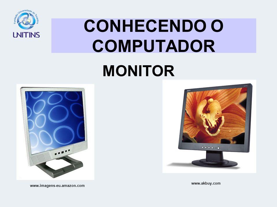CONHECENDO O COMPUTADOR MONITOR www.akbuy.com www.imagens-eu.amazon.com