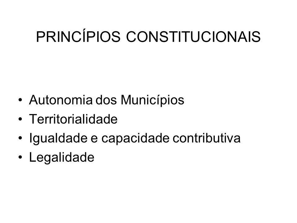 ISS NO PLANO CONSTITUCIONAL ART.156, III DA CONSTITUIÇÃO FEDERAL: Art.