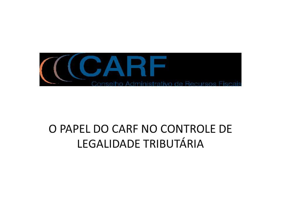 CARF Corolário da judicialização do Processo Administrativo Tributário e do princípio do informalismo moderado, é o crescente debate sobre a aplicação de princípios derivados do CPC ao PAF.