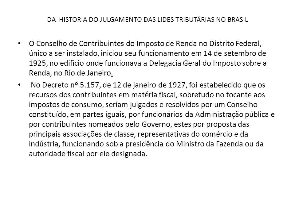 CARF REVISÃO JUDICIAL DA DECISÃO DEFINITA DO CARF TRIBUTÁRIO.