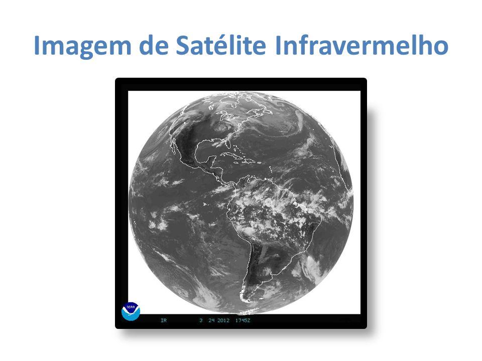 Imagem de Satélite Infravermelho