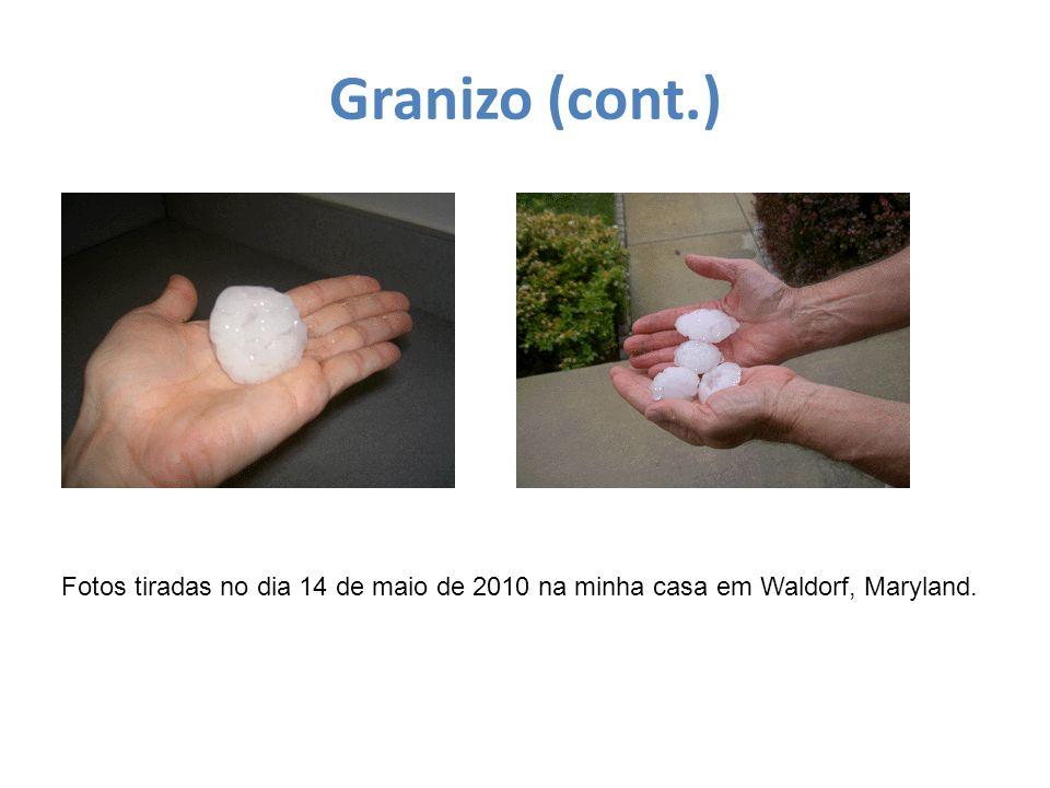 Granizo (cont.)