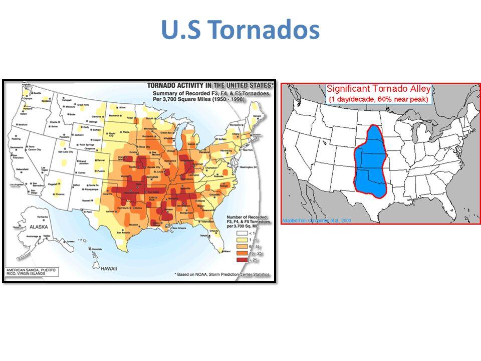 U.S. Tornados (cont.)