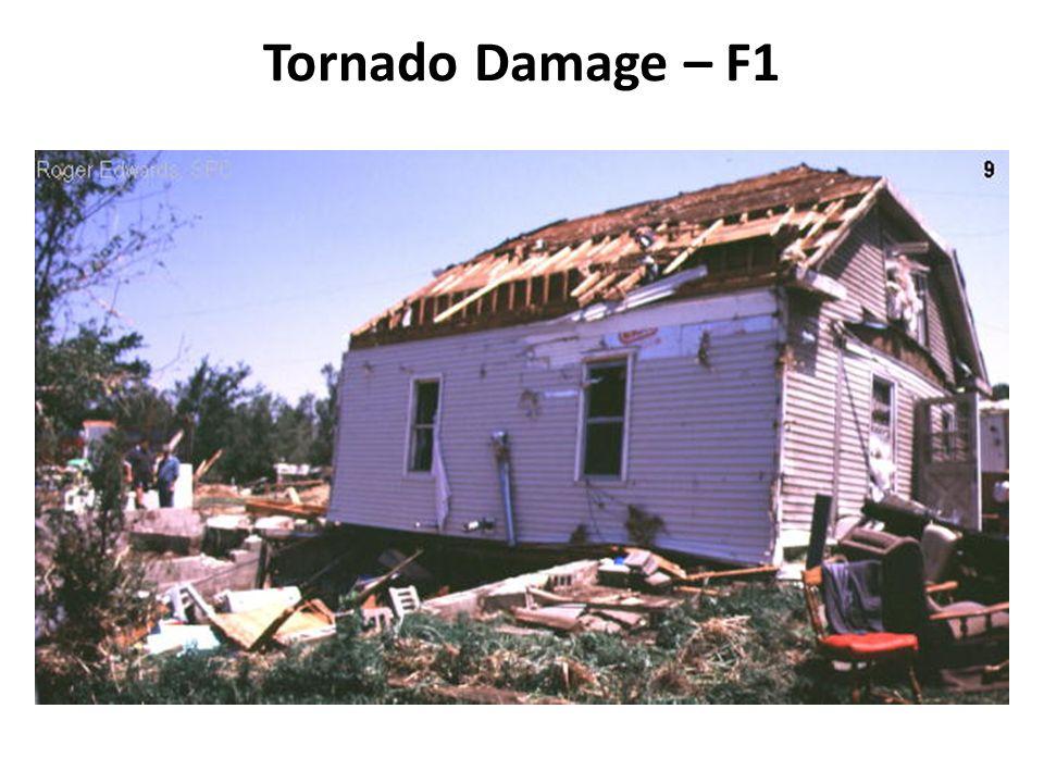 Tornado Damage – F2