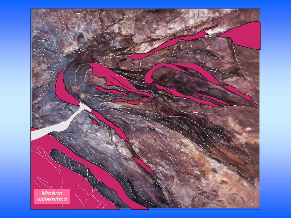 Minério willemítico