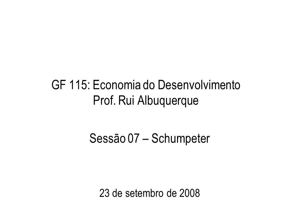 Estrutura da sessão 1.Joseph A.