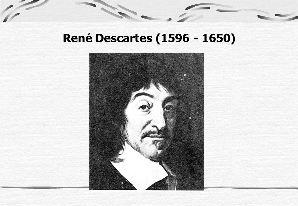 René Descartes (1596 - 1650)