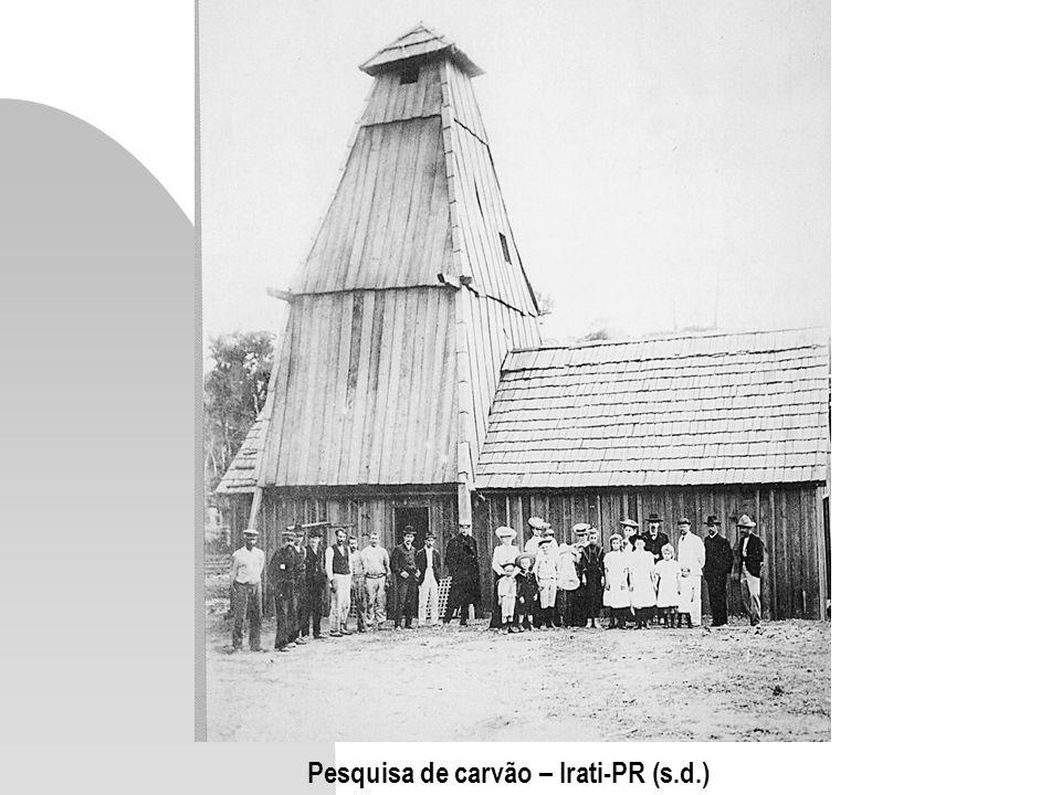 Pesquisa de carvão – Irati-PR (s.d.)
