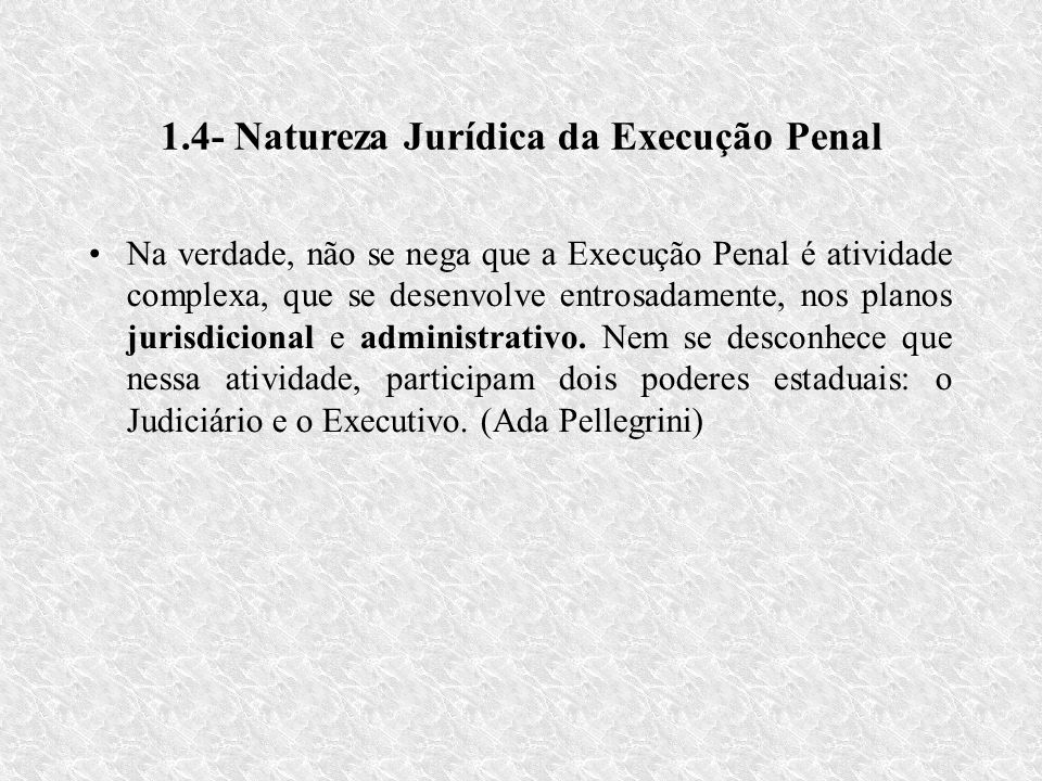 Precedentes Históricos da Lei nº.
