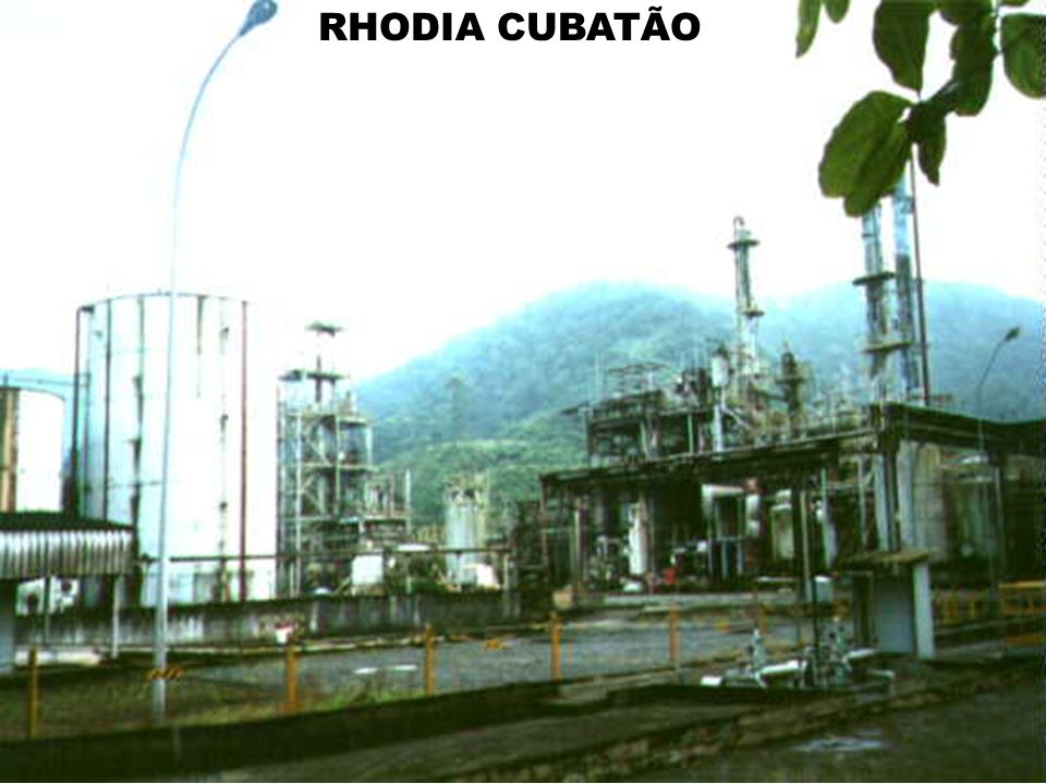 RHODIA CUBATÃO