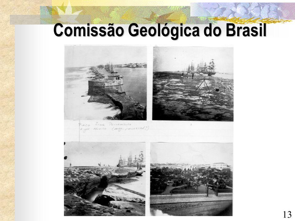 13 Comissão Geológica do Brasil