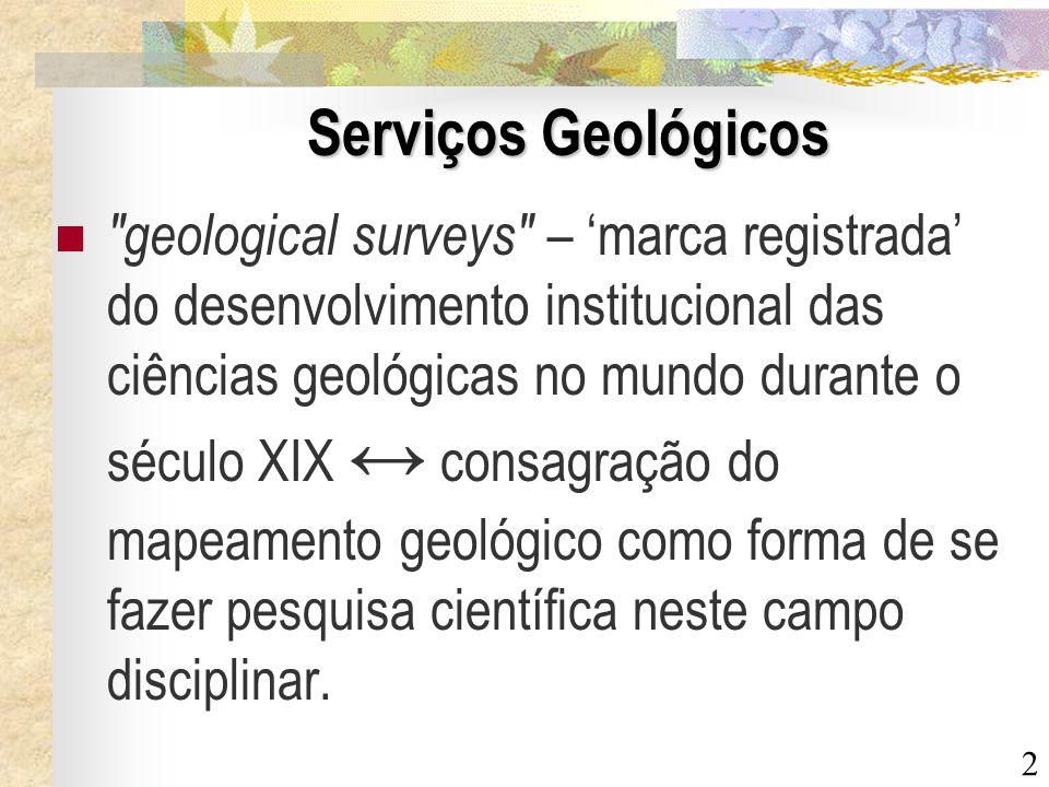 2 Serviços Geológicos