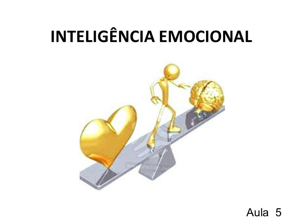 INTELIGÊNCIA EMOCIONAL É uma descrição das funções cerebrais e mentais que diz respeito às emoções, é um apelo ao descobrir e ao explorar.