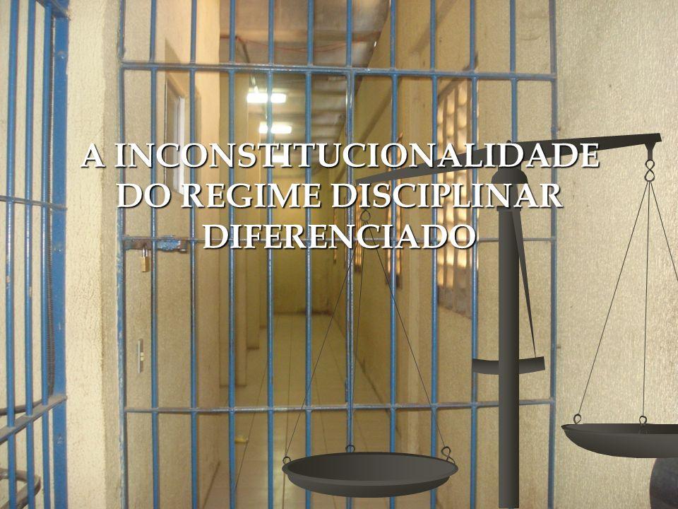 1 – A Origem do RDD Direito Penal Direito Penal Ressocialização do Preso Ressocialização do Preso Rebeliões Rebeliões São Paulo (Taubaté) São Paulo (Taubaté) Organizações Criminosas Organizações Criminosas Resolução SAP nº26/2001 Resolução SAP nº26/2001 [...]Tudo o que ocorreu, não foram rebeliões, nem badernas e sim uma revolução de todos os presos, para que sejam revistos os nossos direitos de internos e seres humanos.