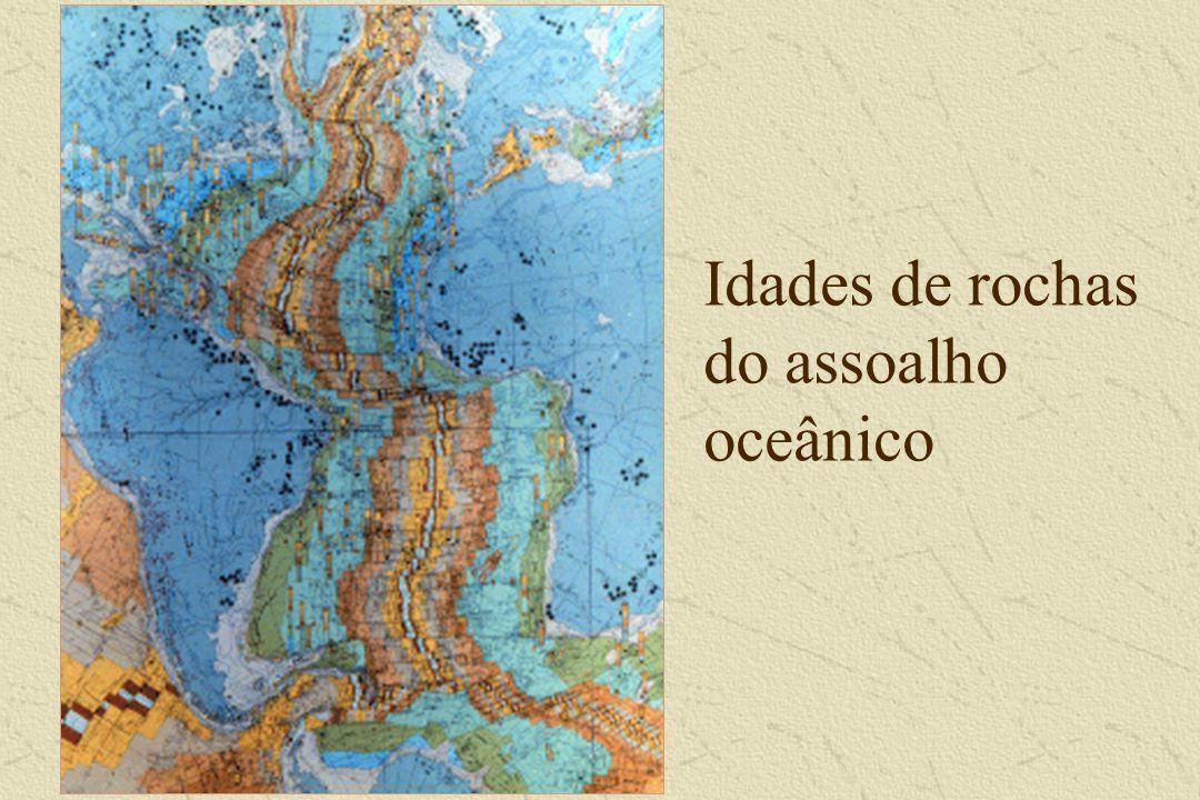 CDRC, Dezembro 2003 Tectônica de Placas 23 / 128 Vida nas profundezas do mar