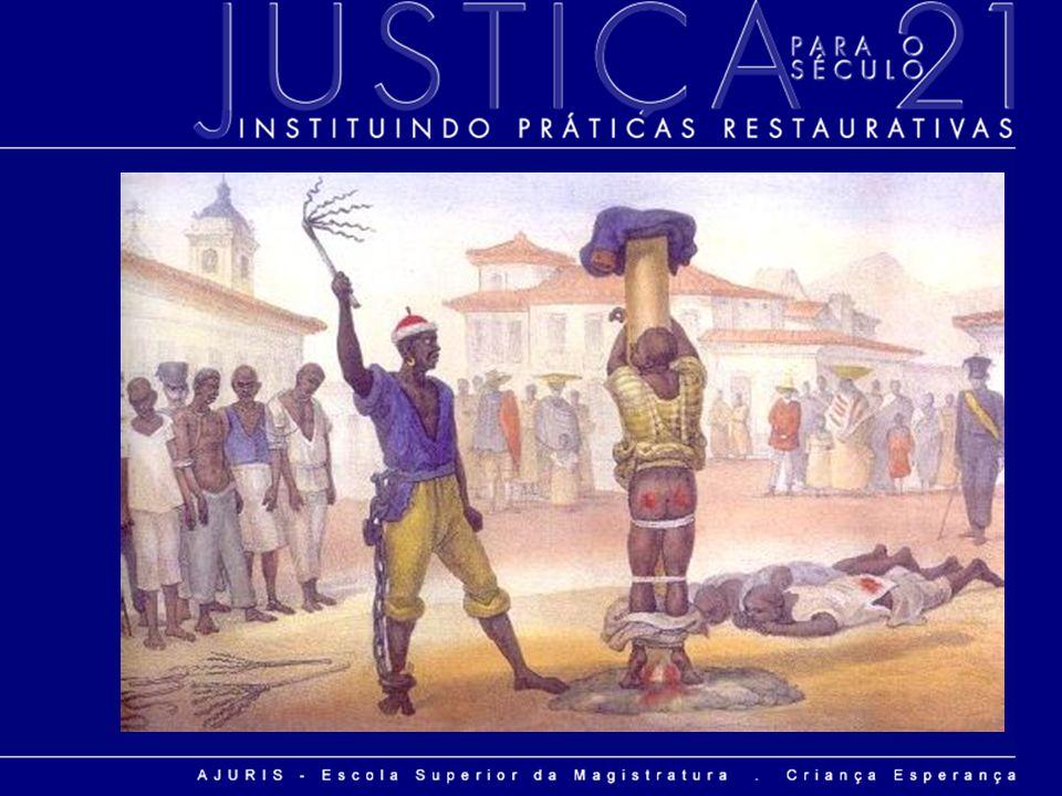 JUSTIÇA RETRIBUTIVA O crime é uma violação ao estado, definida pelo descumprimento da lei e pela culpabilidade.