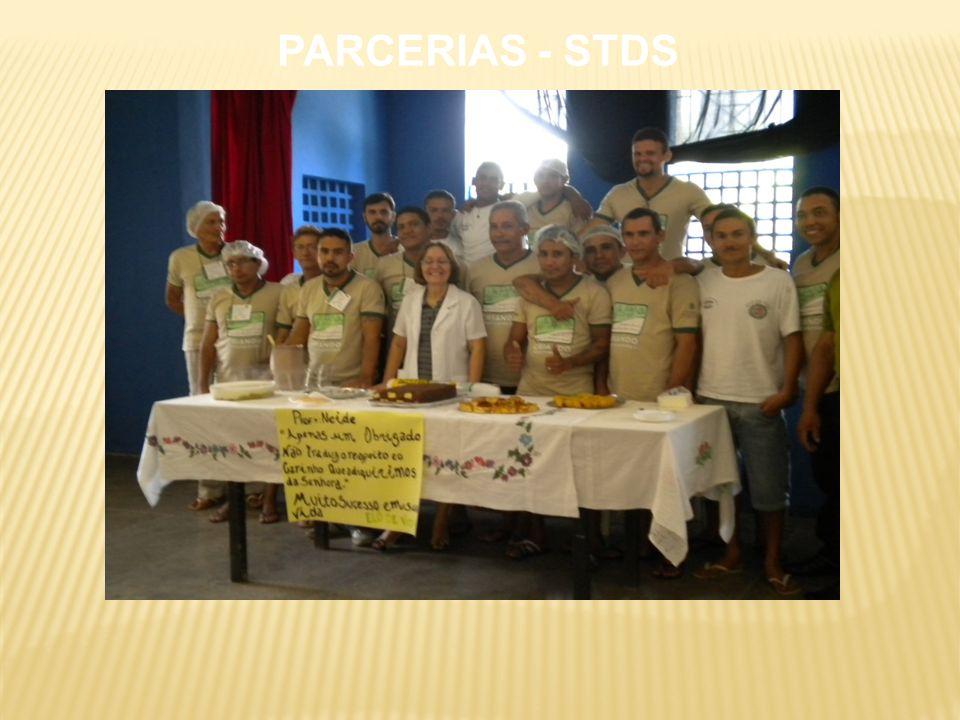 PARCERIAS - STDS