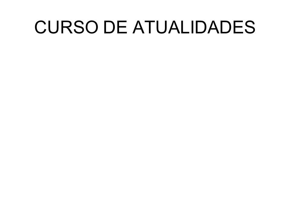 CURSO DE ATUALIDADES