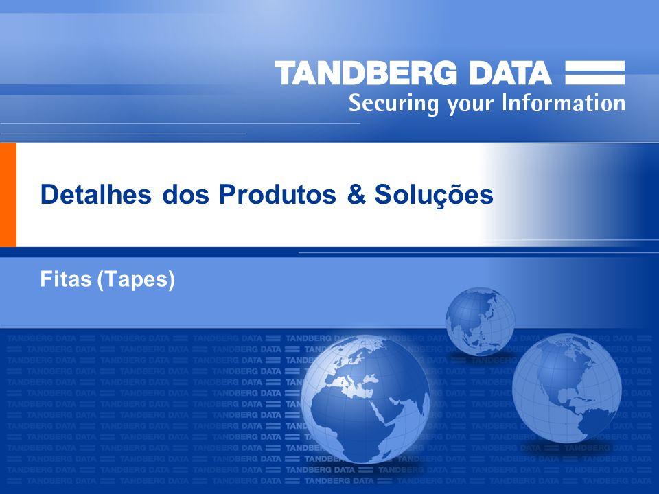 Detalhes dos Produtos & Soluções Fitas (Tapes)