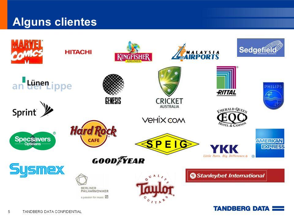 Tandberg Data Corporate Overview Final