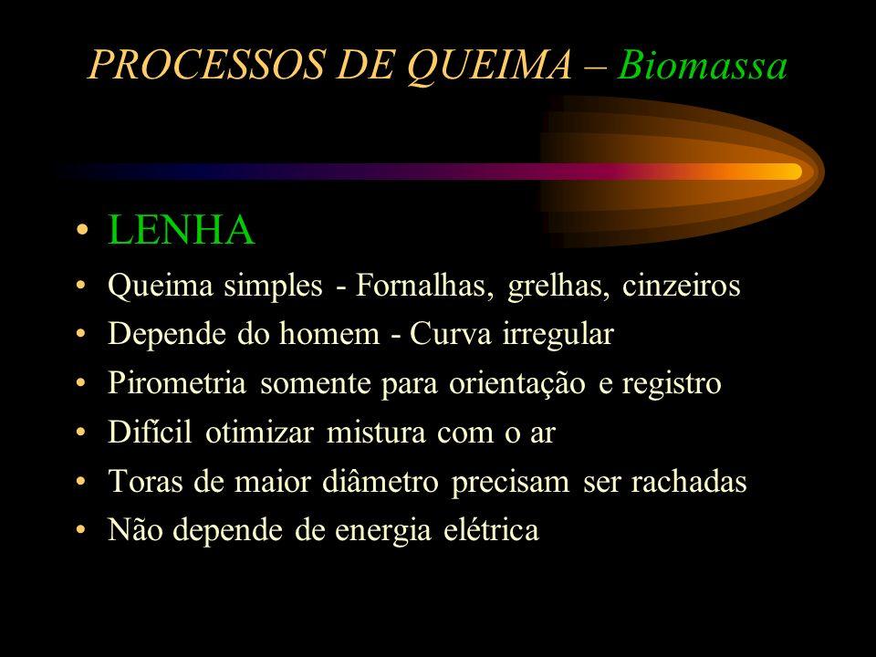 PROCESSOS DE QUEIMA