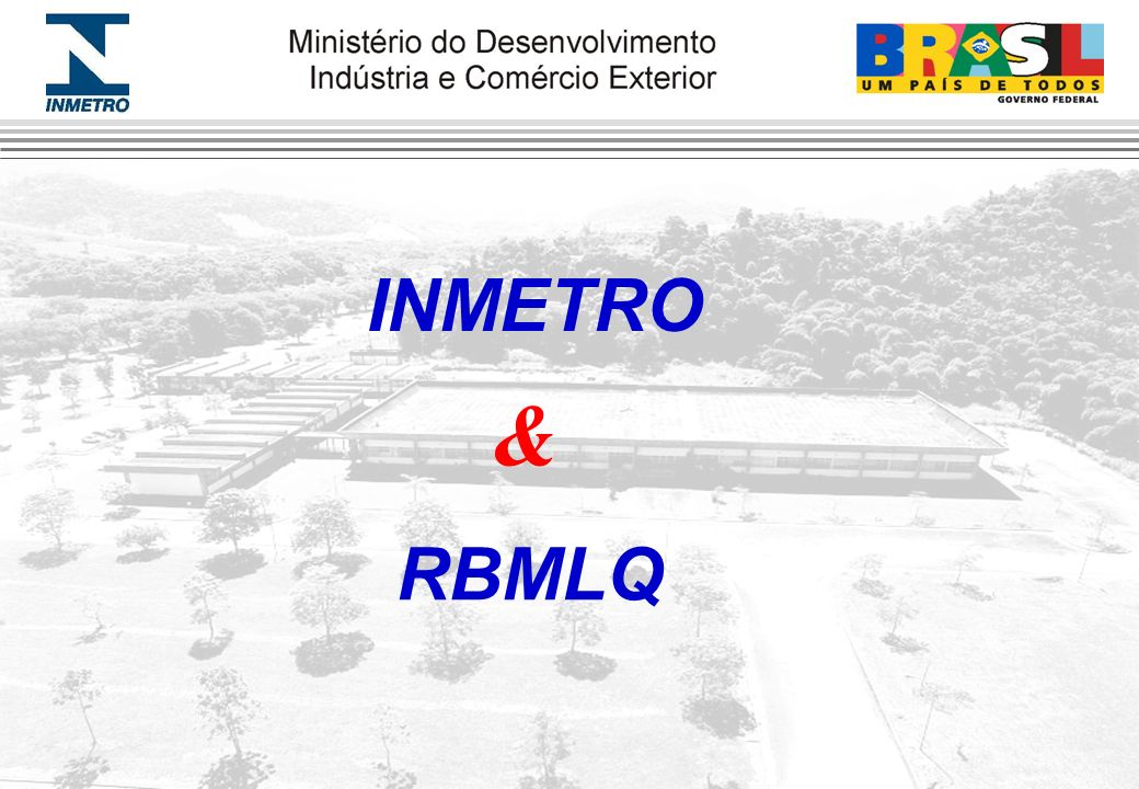 RBMLQ INMETRO &