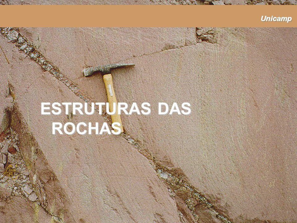 Unicamp ESTRUTURAS DAS ROCHAS