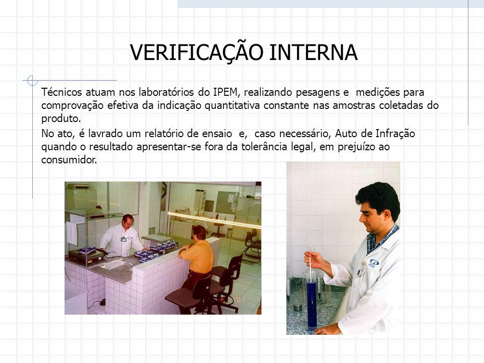 6 – VERIFICAÇÃO QUANTITATIVA 6.1 – A verificação das dimensões efetivas é realizada individualmente, peça a peça.