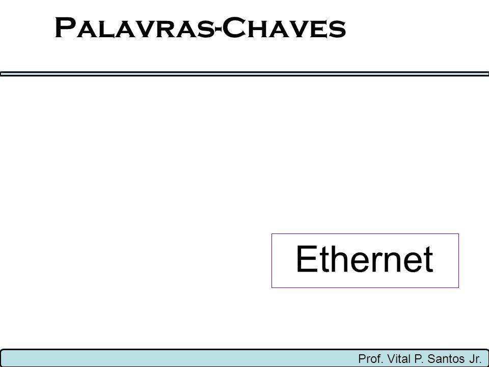 Fonte: http://pt.wikipedia.org/wiki/Ethernethttp://pt.wikipedia.org/wiki/Ethernet Prof.