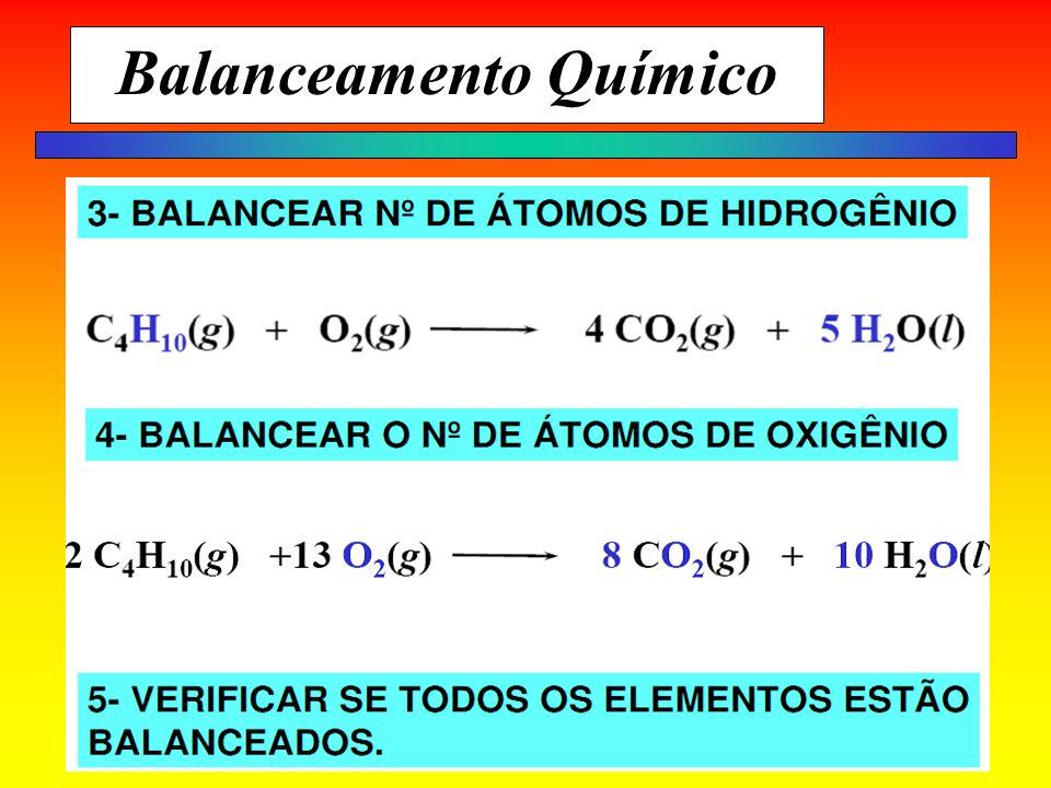 Reagente Limitante O reagente consumido em primeiro lugar numa reacção química é designado reagente limitante.
