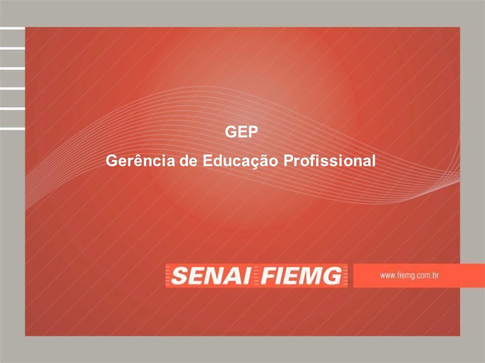 GEP Gerência de Educação Profissional