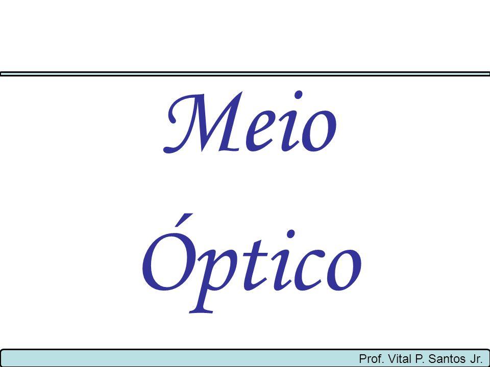 Prof. Vital P. Santos Jr. Meio Óptico