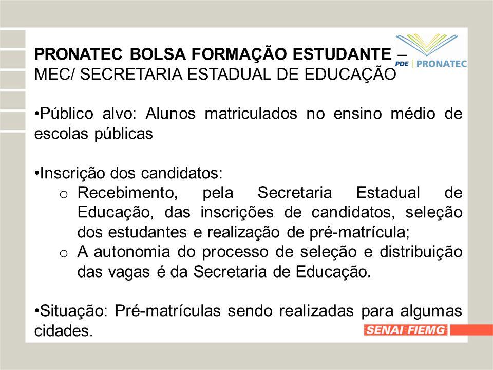 Observação: –Repassar R$ 1,00/hora para os alunos dos municípios que não possuem transporte público e fornecedores de lanche; –Oferecer apenas o lanche para os municípios que não possuem transporte público.