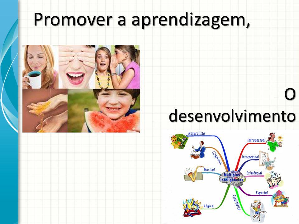 Promover a aprendizagem, O desenvolvimento