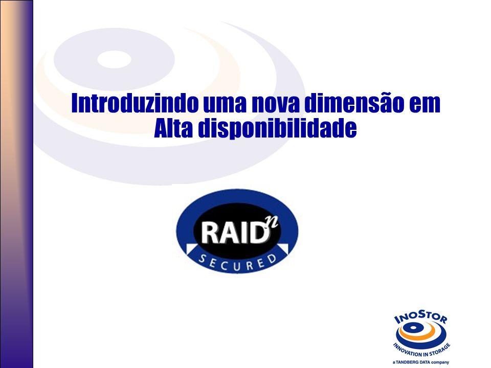 Introduzindo o RAIDn