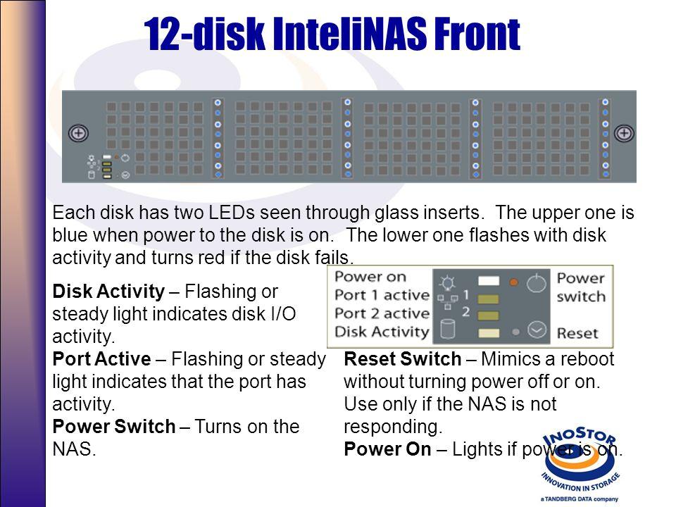 12-Disk InteliNAS