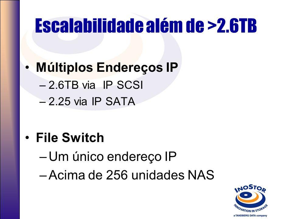 Fácil de Instalar Verdadeiramente Plug and Play –Plug na alimentação e na conexão Ethernet Conexão IP fixo ou via DHCP Facilmente configurável via Web