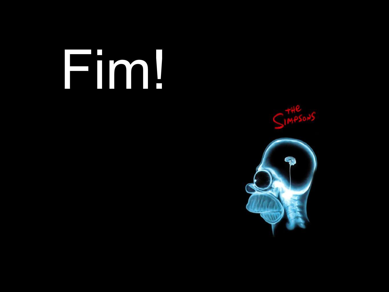 Fim!........... Fim!