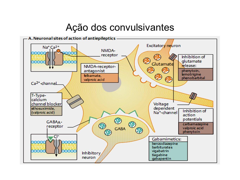 Ácido Valpróico É transformado na sua forma ativa (Valproato) na mucosa do TGI.