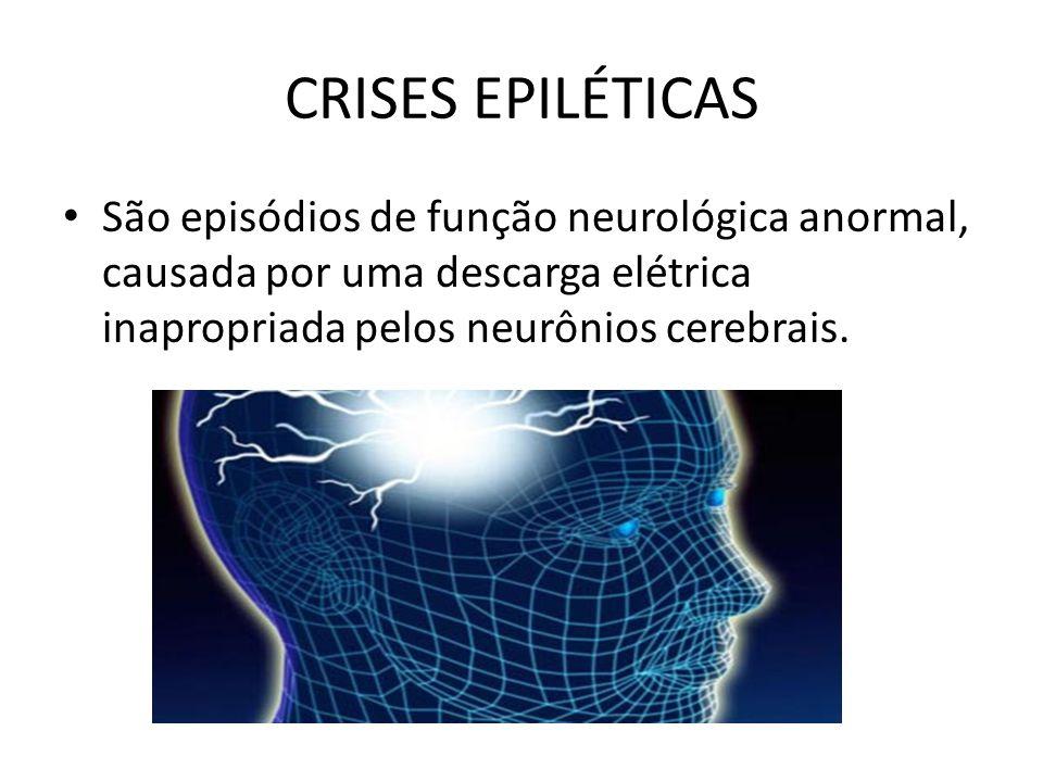 No eixo topográfico... As epilepsias são divididas em generalizadas e focais.
