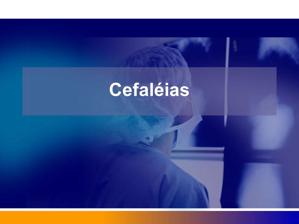 Introdução Definição –Todo processo doloroso referido no segmento cefálico, o qual pode originar-se em qualquer das estruturas faciais ou cranianas.